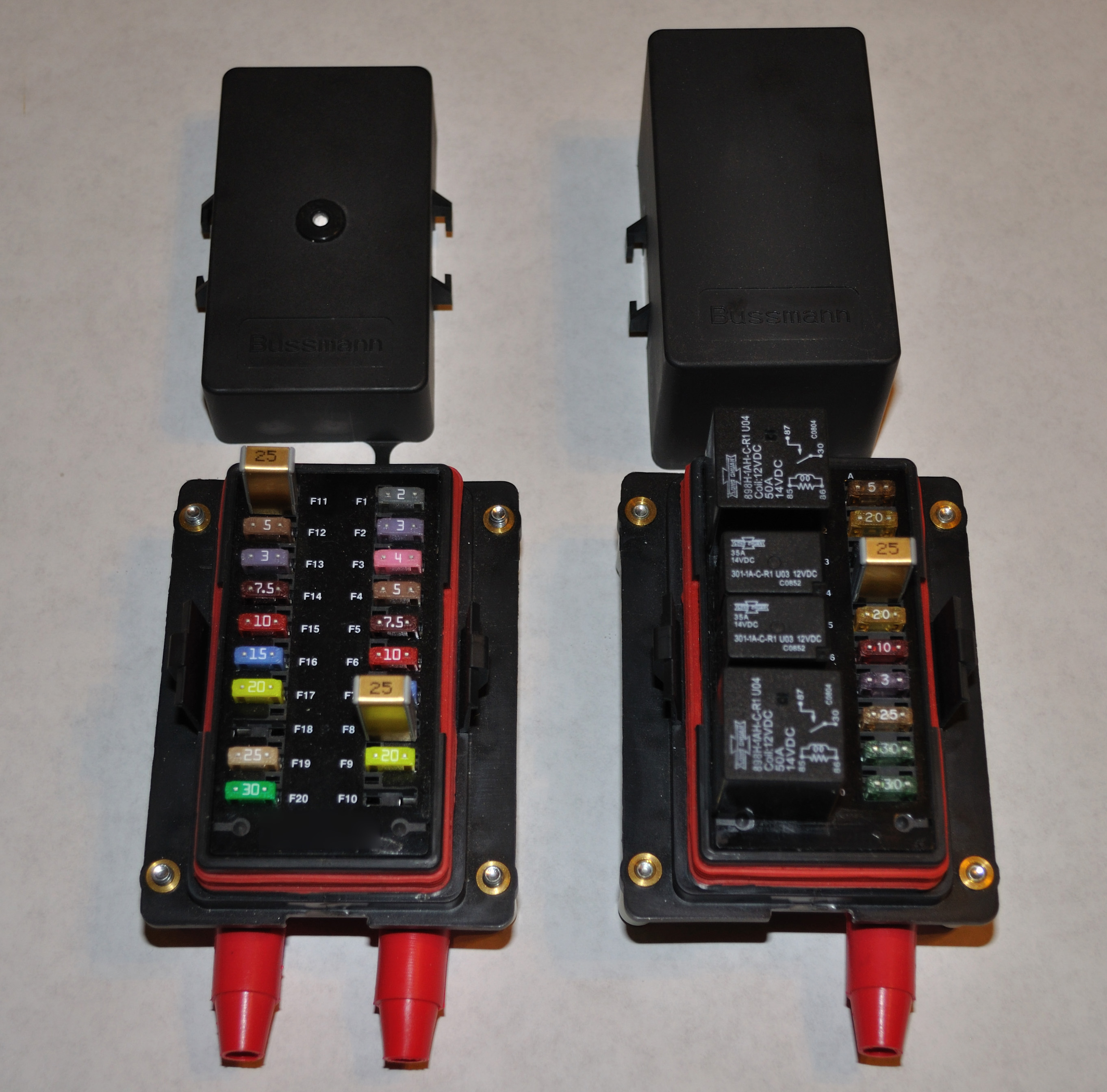 Fuse Panels aftermarket fuse box fuse cover \u2022 free wiring diagrams life Automotive Relay Box at panicattacktreatment.co